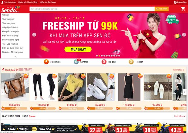 Singaporean outlet names Vietnam fastest growing digital economy