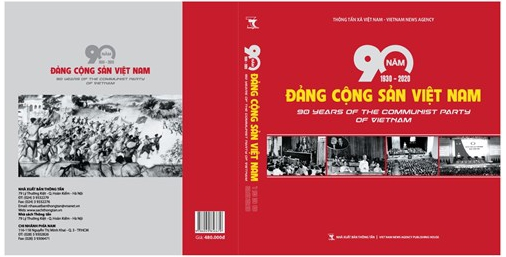 Photo book on Communist Party of Vietnam's 90-year history published