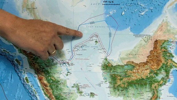 Indonesia holds meetings following China's violation of EEZ