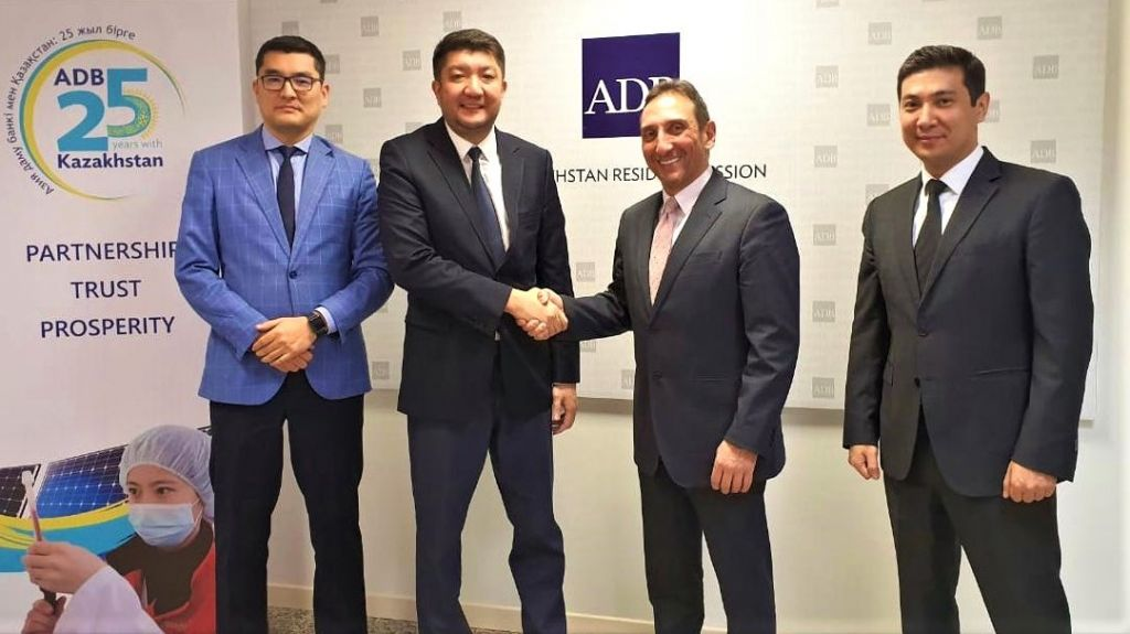 ADB to support women-run businesses in Kazakhstan, Kyrgyz Republic