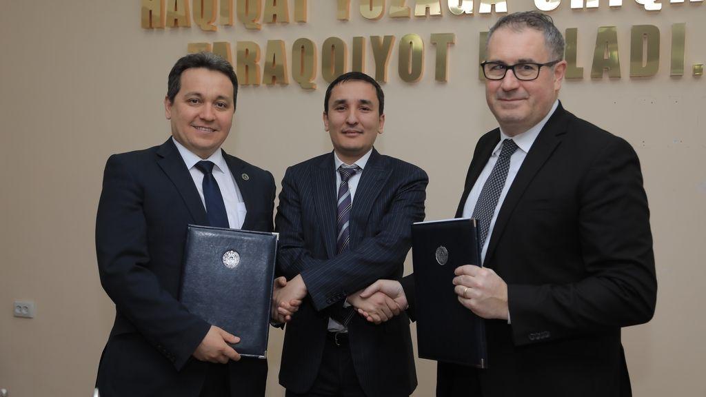 Uzbekistan improves public schools in Tashkent through PPP