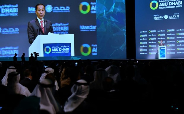 Indonesia calls for foreign investment in new capital