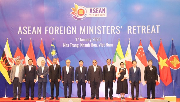 ASEAN 2020: ASEAN Foreign Ministers' retreat