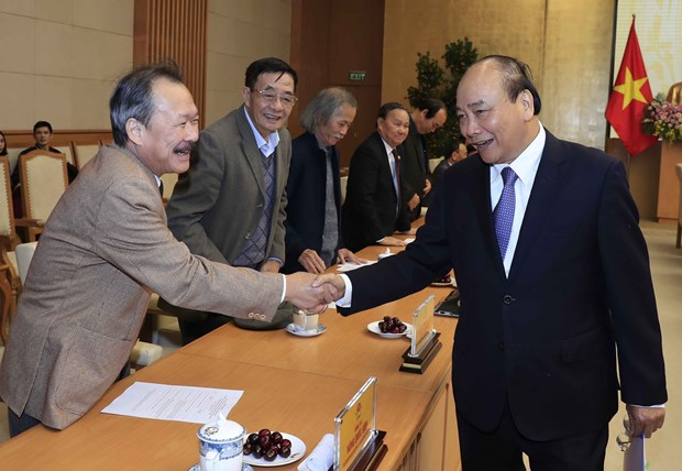 PM meets representatives of socio-political, mass organisations