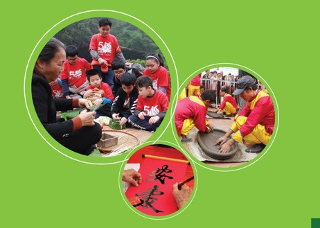 Discovering traditional culture of Tet at Vietnam Museum of Ethnology