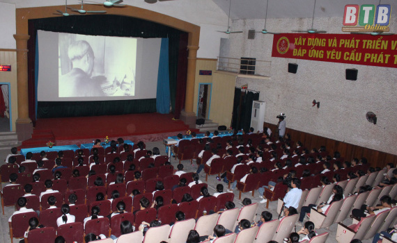 Film screening to mark the Party's 90th anniversary