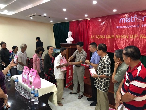 Vietnamese-Cambodians aided to enjoy happy Tet