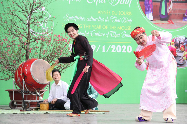 Discovering Thai Binh province's cultures in Hanoi