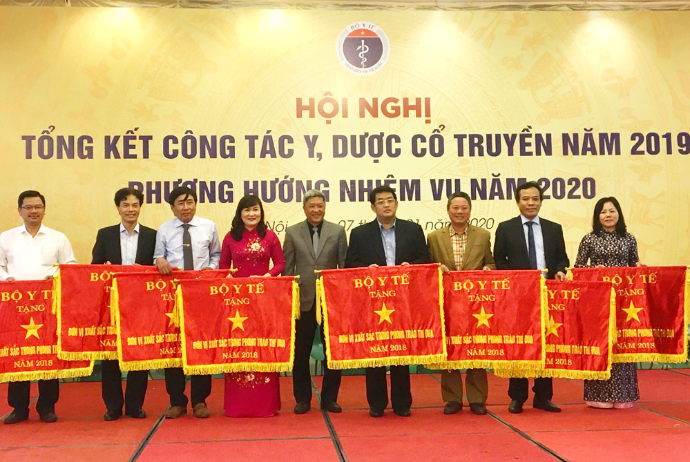 Two additional traditional medicine hospitals in Vietnam in 2019