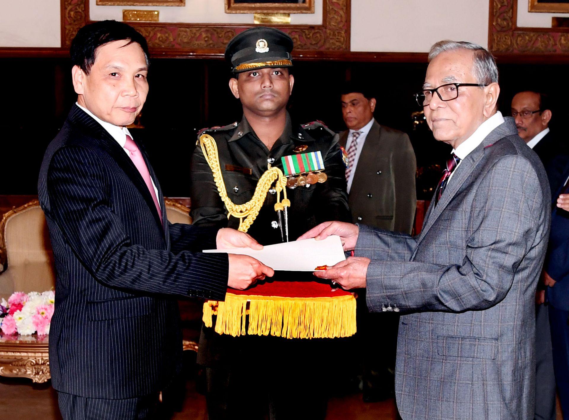 Vietnam - Bangladesh bilateral trade revenue targets USD2 billion