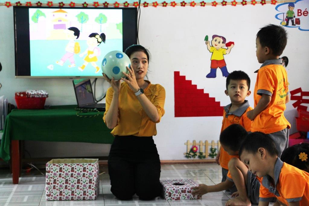 iPLAY helps primary students have necessary skills