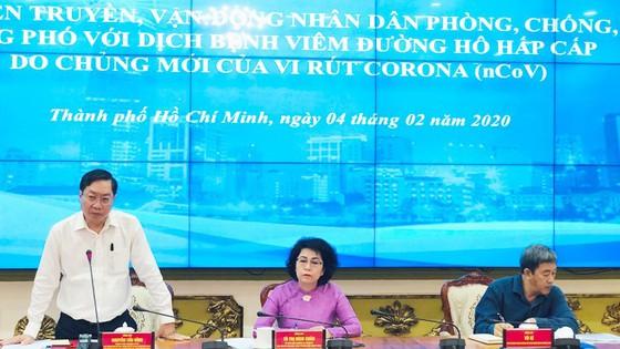 Ho Chi Minh city focuses on preventing nCoV