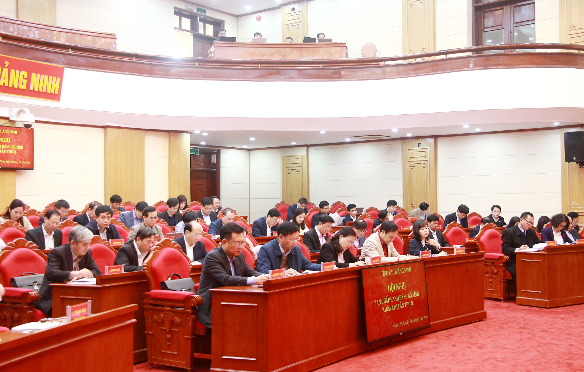 Quang Ninh province: Draft political report puts forth important issues