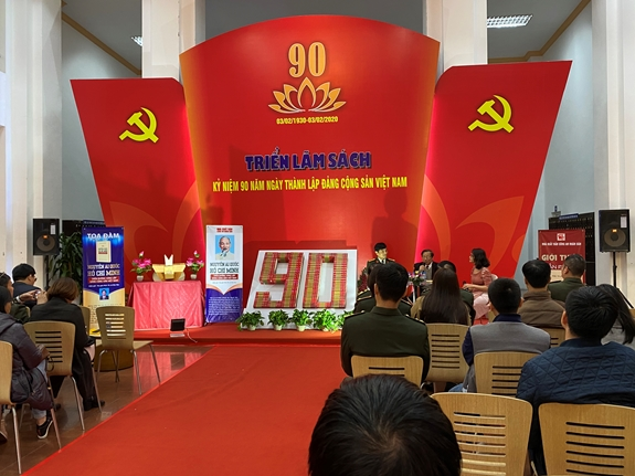 Book on President Ho Chi Minh's road to found CPV introduced