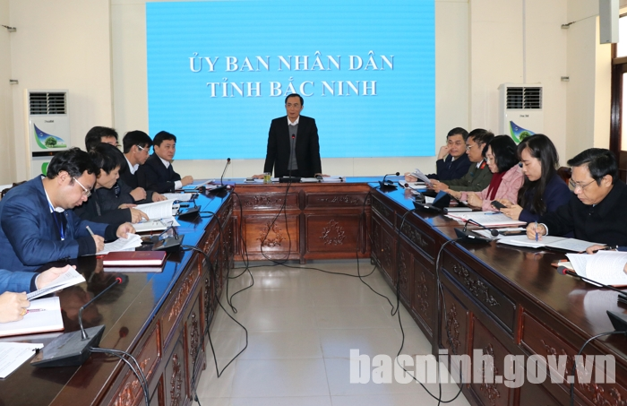 Bac Ninh province increases measures on nCoV prevention