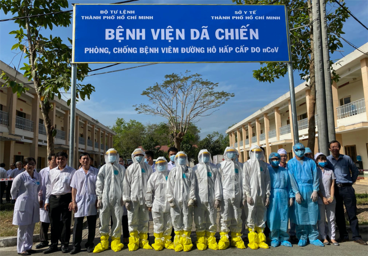 WHO lauds Vietnam response to Covid-19