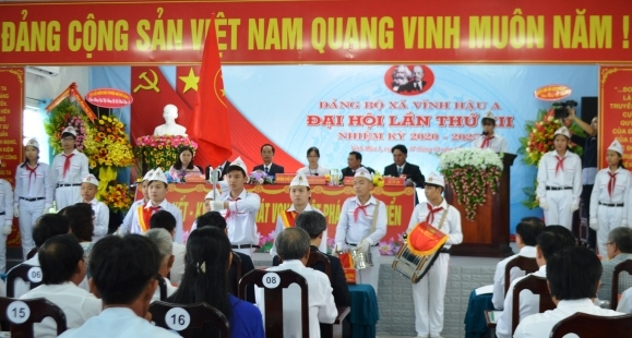 Grassroots Party Congress takes place in southern province