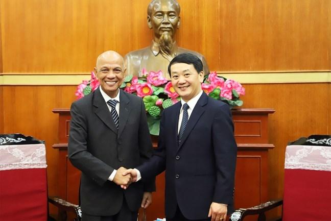 Organization helps expand international markets for Vietnamese goods