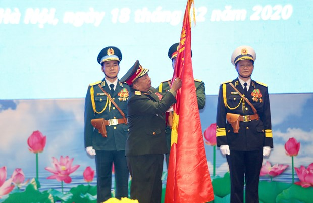 Orders bestowed on Vietnamese, Lao military units, individuals