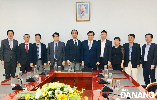 Da Nang increases efforts to attract Japanese investment