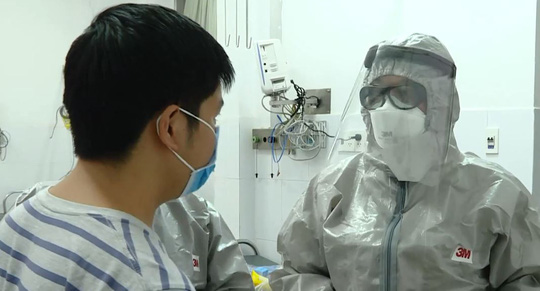 Vietnamese citizen with nCoV infection in China receives intensive treatment