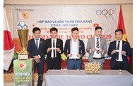Biggest football tournament of Vietnamese community in Japan kicks off