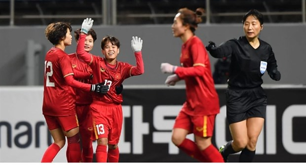 Women's football: Vietnam to battle Australia for Olympics berth