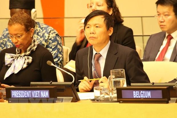 Vietnam backs UNSC-OSCE stronger cooperation