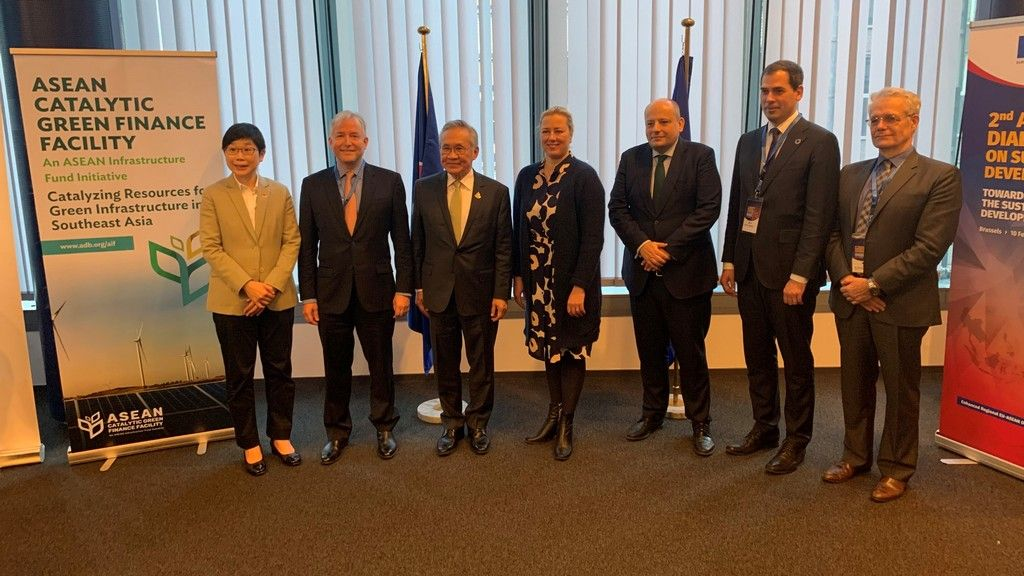 European Union, ASEAN countries partner to boost green infrastructure