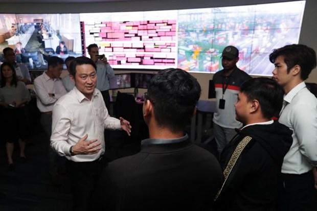 Singapore, Malaysia join hands to tackle coronavirus spread
