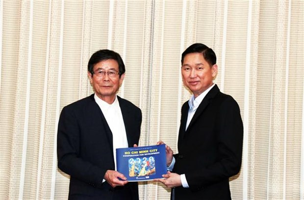 Ho Chi Minh city bolsters cooperation with Japanese prefecture