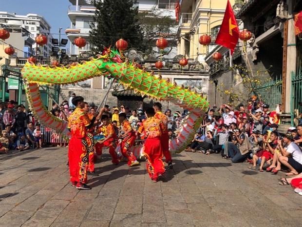 Third Open Big Market District 5 International Unicorn-Lion-Dragon Dance Festival 2020