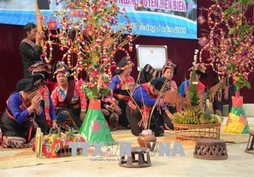 Supporting the restoration of traditional festivals of ethnic minorities