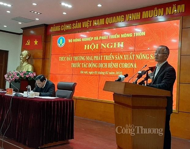 Vietnam seeks ways to promote exports amidst fear of coronavirus impacts