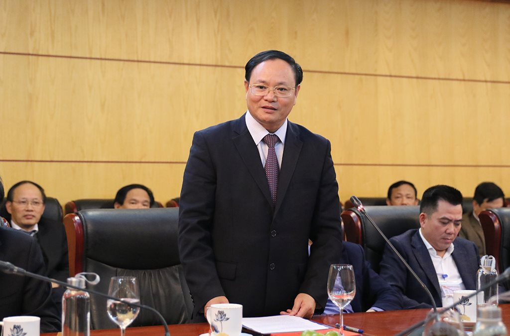 Quang Binh offical appointed as Deputy Minister of Natural Resources and Environment