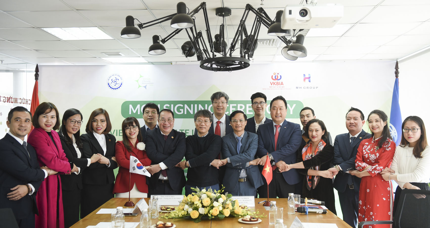 Promoting science and technology between Vietnam - Korea businesses