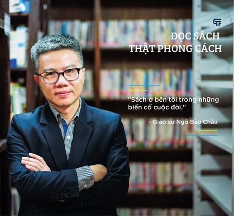 Vietnamese Professor Ngo Bao Chau becomes Collège de France Professor