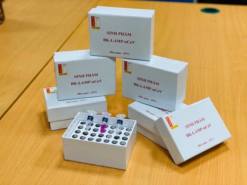 Twenty countries order Vietnamese COVID-19 quick test kits