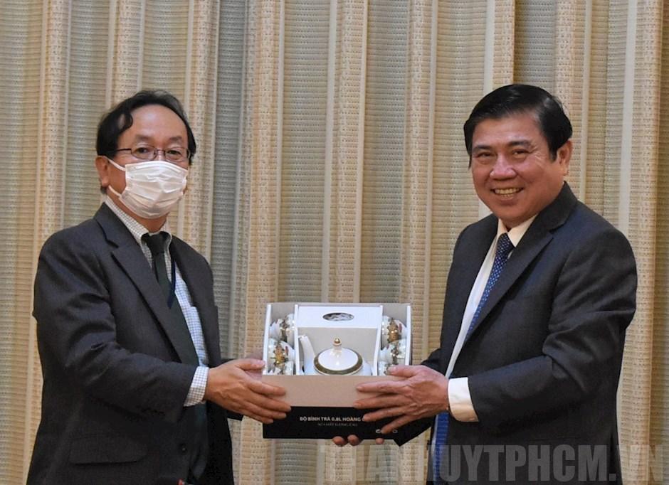 Ho Chi Minh city pledges to efficiently use Japan's ODA funding