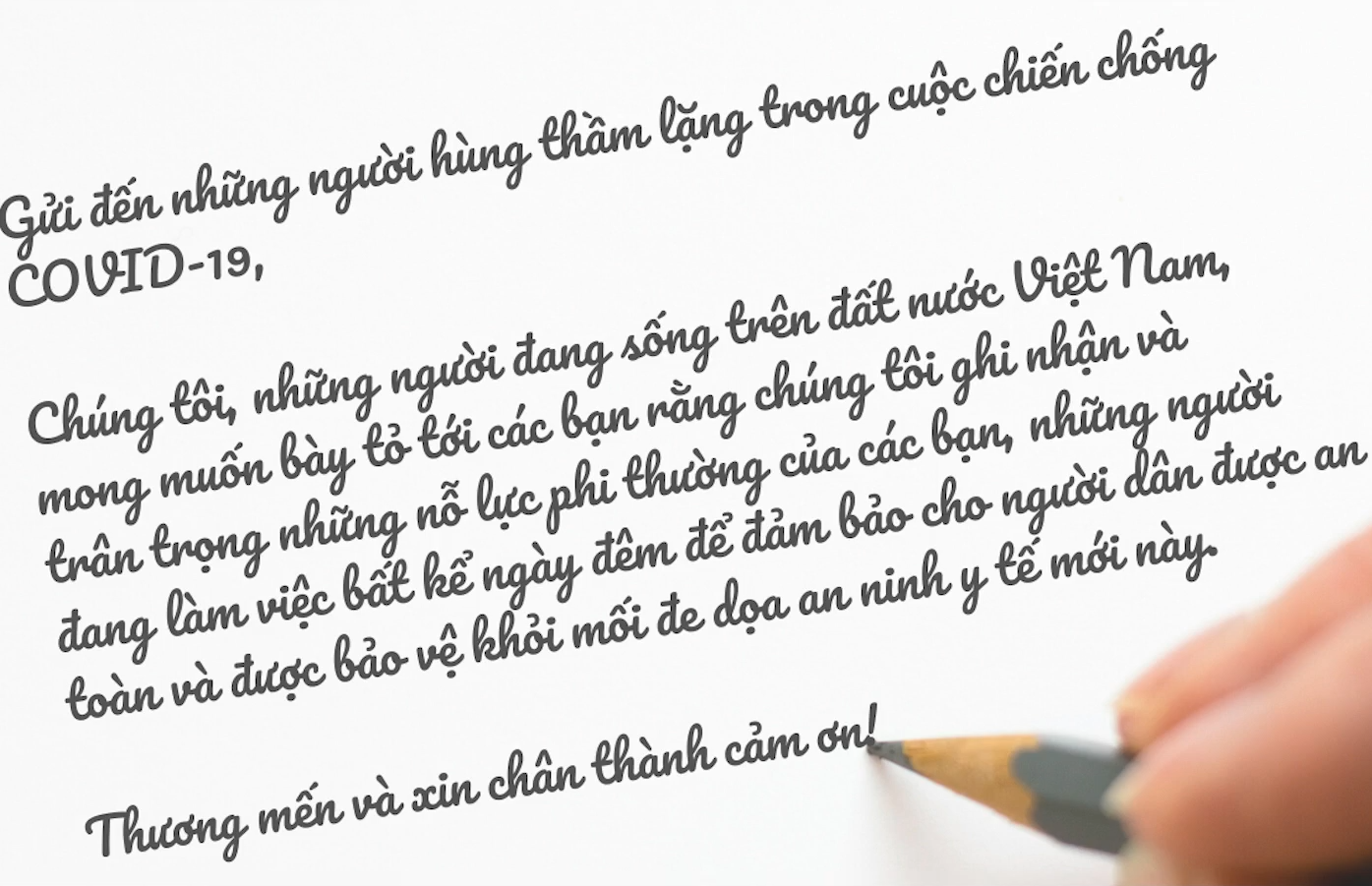 WHO thanks Vietnamese fighters of Covid-19