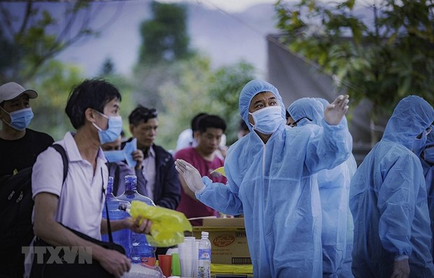 Seven new patients add up to 148 COVID-19 cases in Vietnam