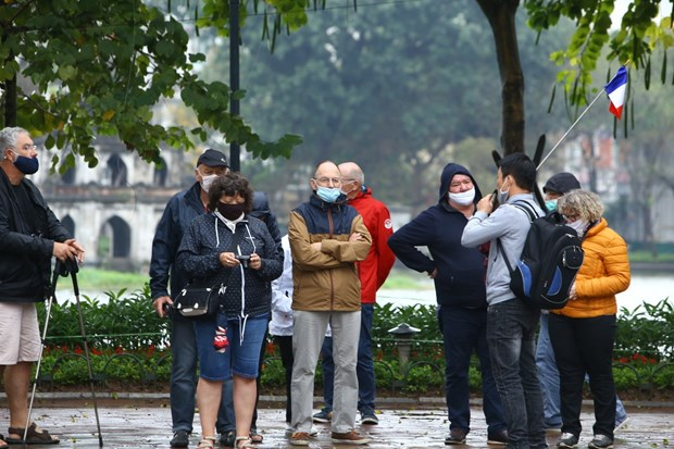 Vietnam greets 3.7 million foreign visitors in Q1