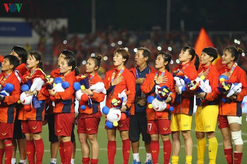 Women's football team maintain ranking as top side in Southeast Asia