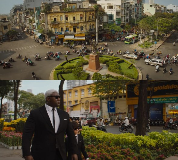 Ho Chi Minh city featured in Disney's new blockbuster