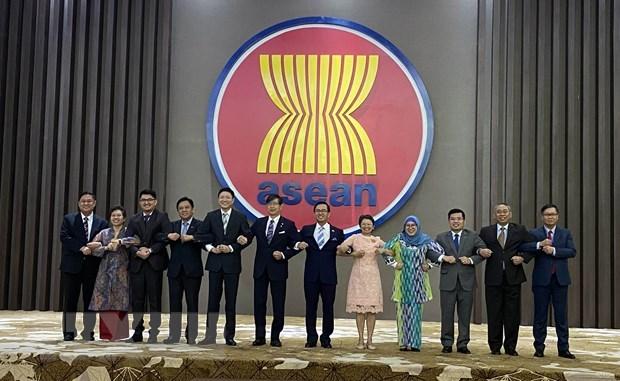 ASEAN, Japan vow to strengthen strategic partnership