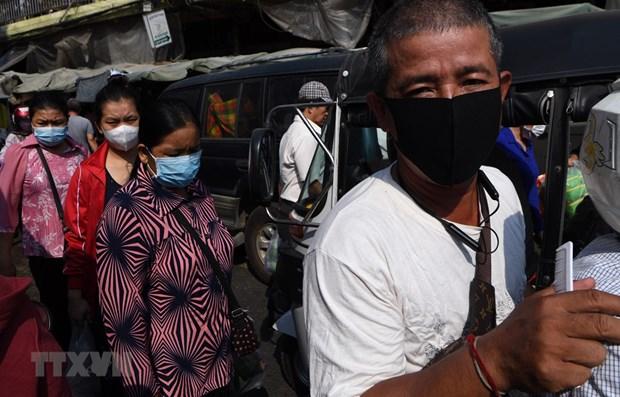 Cambodia records two more COVID-19 cases
