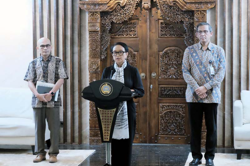 Additional measures of the Indonesian government in reflation to COVID-19 response