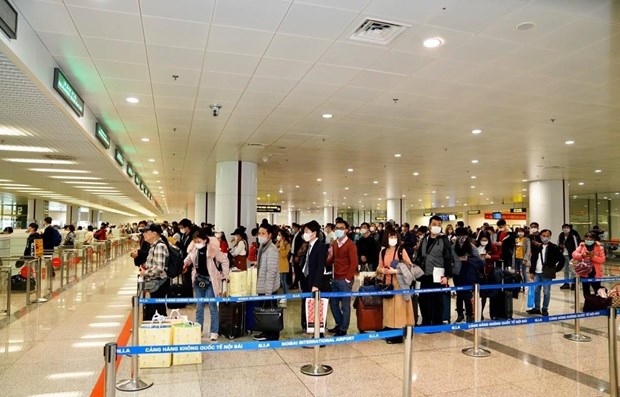 14-day quarantine mandatory for everyone entering Vietnam from March 21st