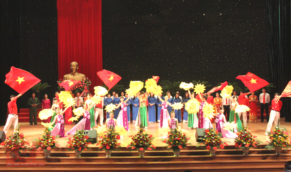 Diverse culture and arts activities to welcome party congressess