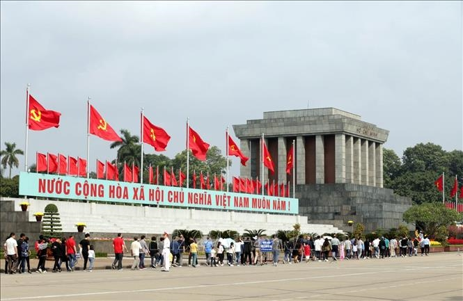 Temporarily closure of President Ho Chi Minh's Mausoleum from March 23rd